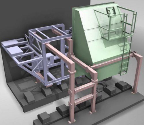 Aquajet services design and fabrication smooker hood